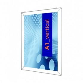 ETICHETTA ADESIVA LP4C GIALLO OPACO 70FG A4 210X297MM (1ET/FG) TICO - LP4CG-210297